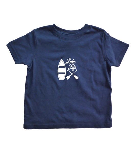 Toddler Lake Life Shirt