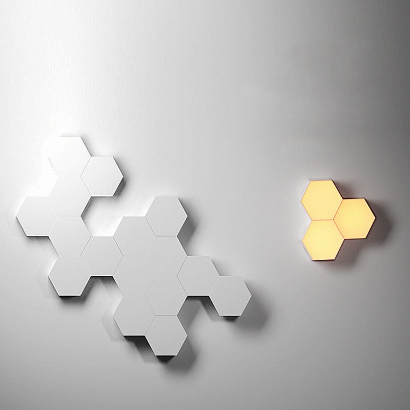 LifeSmart Touch Geometric Interlocking Light Set