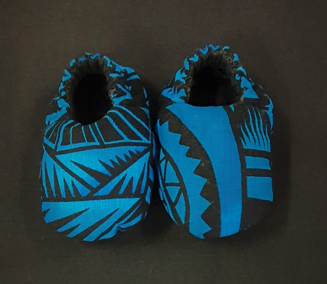 Baby Shoes  Blue