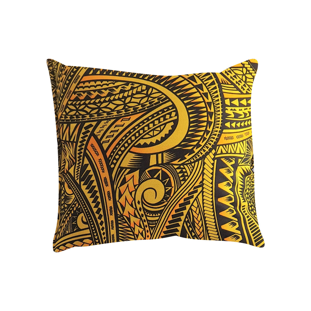 Cushion  Yellow