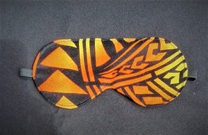 Eyemask Yellow/Orange