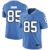 Eric Ebron North Carolina Tar Heels Jordan Football Jersey - Light Blue