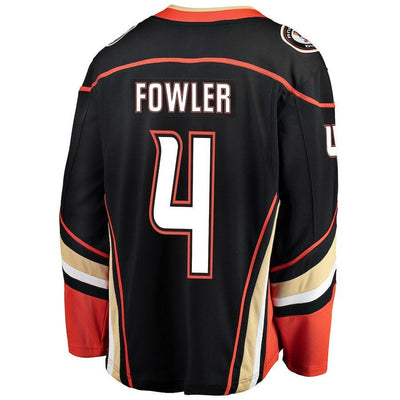 Cam Fowler Anaheim Ducks Player Swingman Jersey