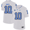 Andre Smith North Carolina Tar Heels Jordan Football Jersey - White