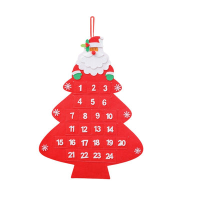 Christmas Advent Calendar Hanging