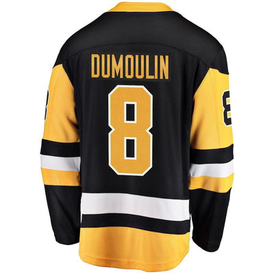 Brian Dumoulin Pittsburgh Penguins Player Swingman Jersey