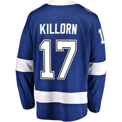 Alex Killorn Tampa Bay Lightnings Player Swingman Jersey