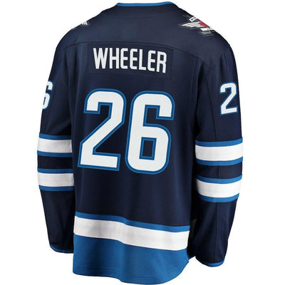 Blake Wheeler Winnipeg Jets Player Swingman Jersey