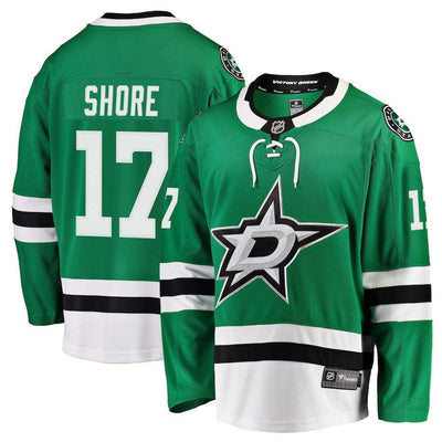 Devin Shore Dallas Stars Player Swingman Jersey