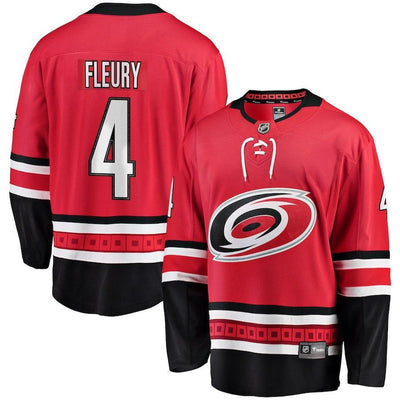 Haydn Fleury Carolina Hurricanes Player Swingman Jersey