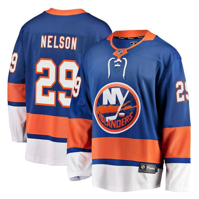 Brock Nelson New York Islanders Player Swingman Jersey