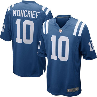 Donte Moncrief IndianaPolis Colts Game Jersey