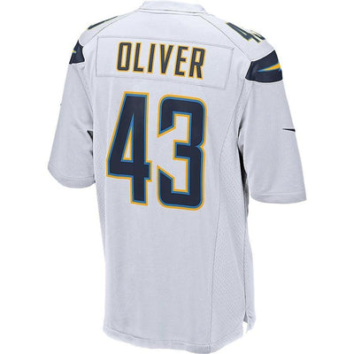 Branden Oliver Los Angeles Chargers Game Jersey