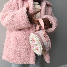 Load image into Gallery viewer, Classic Princess Teddy Jacket