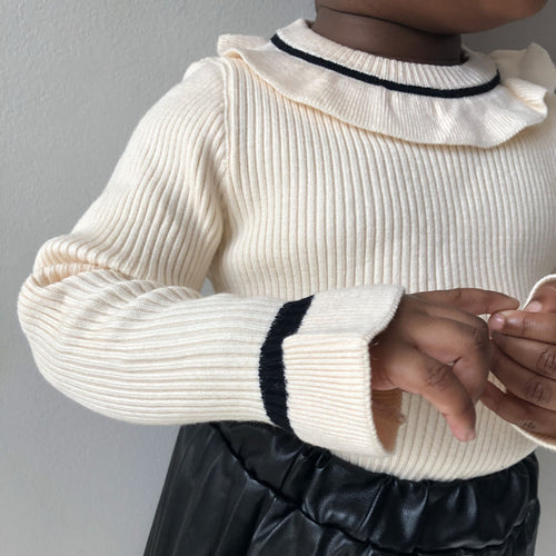 Belle Long Sleeve Sweater