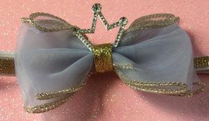 CROWN PARTY HEADBAND