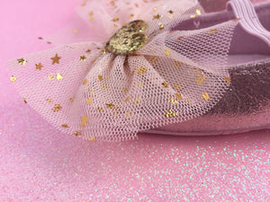 HEART STAR PARTY SHOES