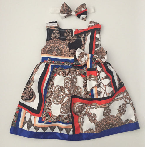 ROYAL TEA PARTY DRESS