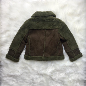 PRINCE SHEARLING JACKET