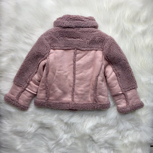 PRINCESS SHEARLING JACKET