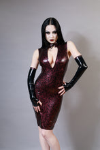 Load image into Gallery viewer, 'Lilith' Long Latex Gloves