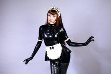 Load image into Gallery viewer, 'Chloe' Latex Maid Headband