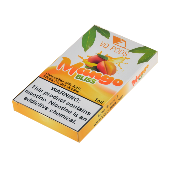 VQ PODS Mango Bliss 4ct