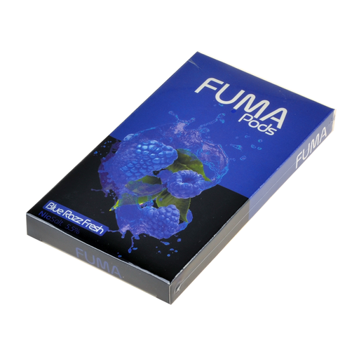 Fuma Pods Blue Razz Fresh 4ct