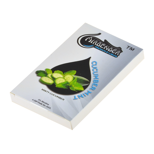 Airbender Pods Cucumber Mint 4ct