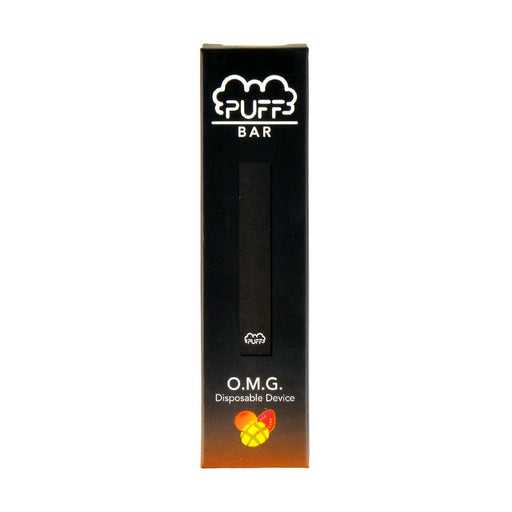 Puff Bar Disposable Pod Device O.M.G.