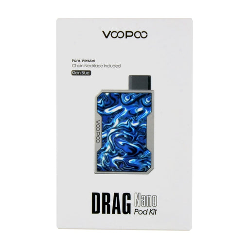 VooPoo Klein Blue Drag Nano Pod Kit