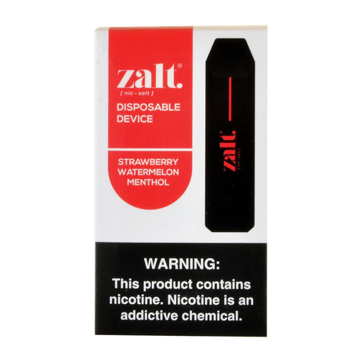 Zalt Strawberry Watermelon Menthol Disposable Pod Devices