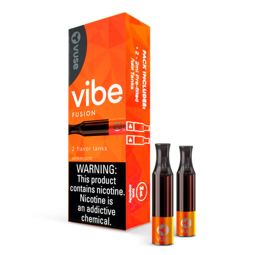 VUSE Vibe Tanks Fusion Flavor