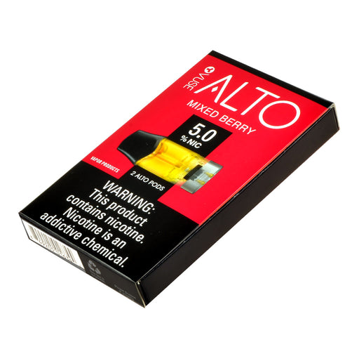 VUSE Alto Pods Mixed Berry Flavor