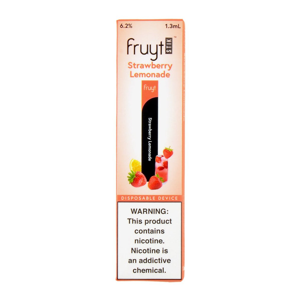 Fruyt Stik Disposable Pen Strawberry Lemonade
