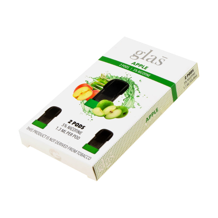 Glas Apple 2 Pods