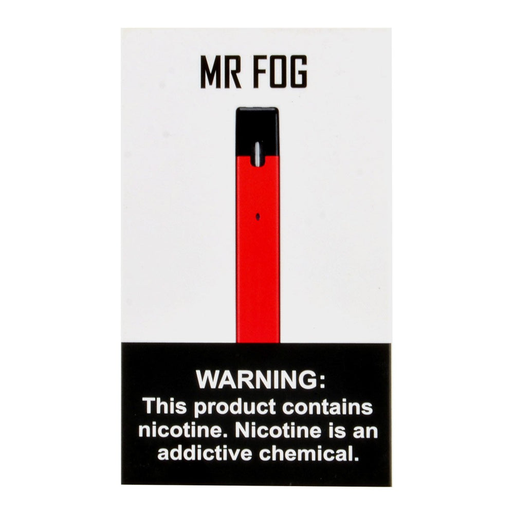 Mr Fog Compatible Kit Red