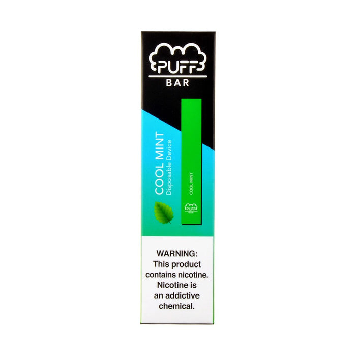 Puff Bar Disposable Pod Device Cool Mint