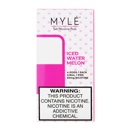 Myle Iced Watermelon 4 Pods