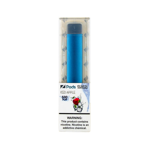 Ziip Iced Apple Disposable ZStick