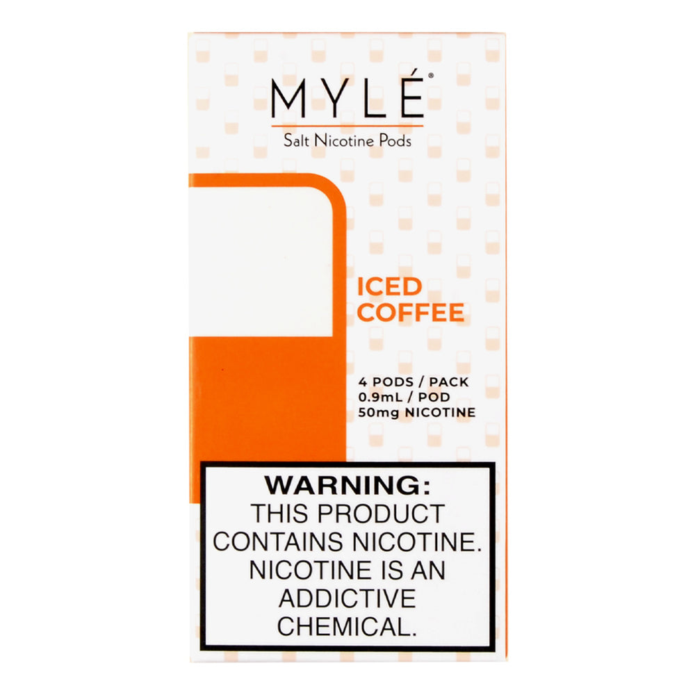Myle Iced Coffee 4 Pods