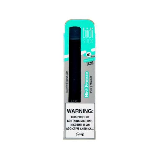 Bidi Stick Disposable Device Mint Freeze