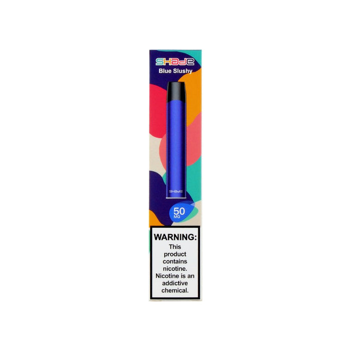Shade Disposable Pen Blue Slushy