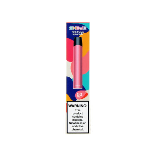 Shade Disposable Pen Pink Punch Lemonade