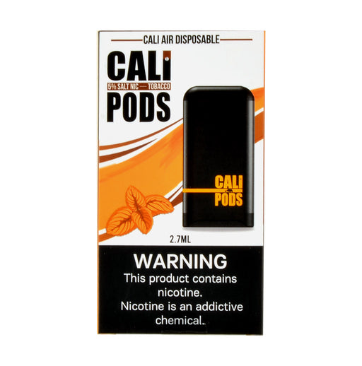 Cali Air Disposable Device Tobacco
