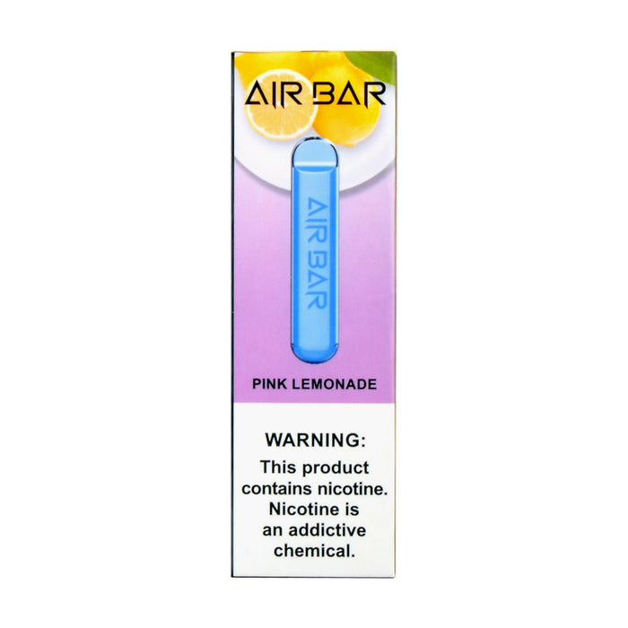 Air Bar Disposable Device Pink Lemonade