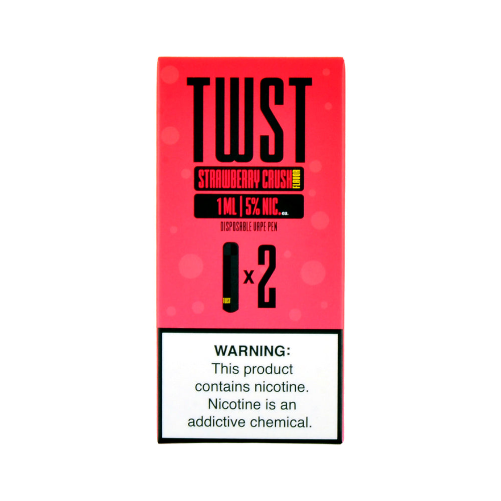 TWST Disposable Vape Pen Strawberry Crush