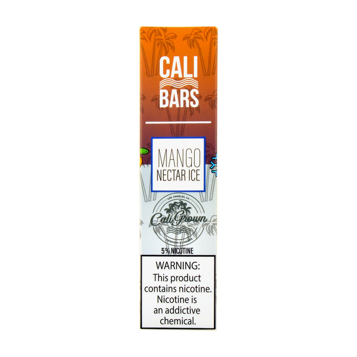 Cali Bar Disposable Vape Pen Mango Nectar Ice