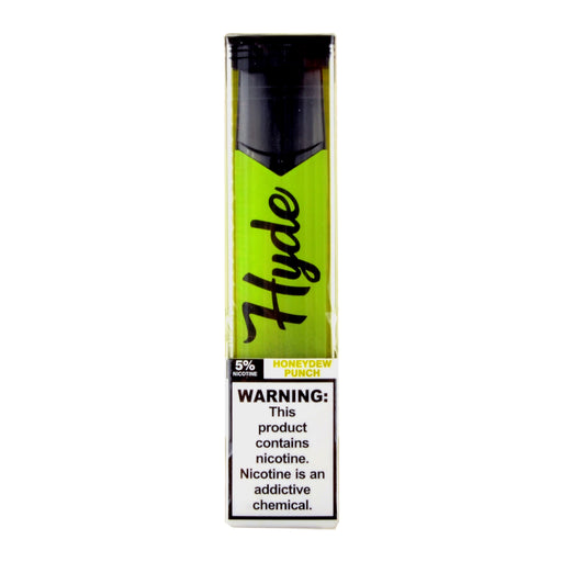 Hyde Disposable Stick Honeydew Punch
