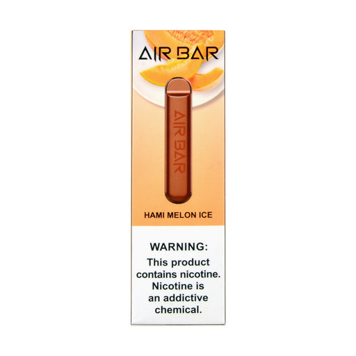 Air Bar Disposable Device Hami Melon Ice